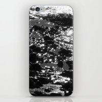 sparkles iPhone & iPod Skins featuring Sparkles by Anne Seltmann