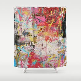 The Radiant Child Shower Curtain