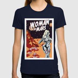 WOMAN IN MARS T-shirt