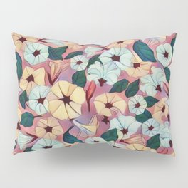 Pretty Petunias Pillow Sham