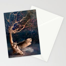 Thousand Cherry Blossoms Stationery Cards
