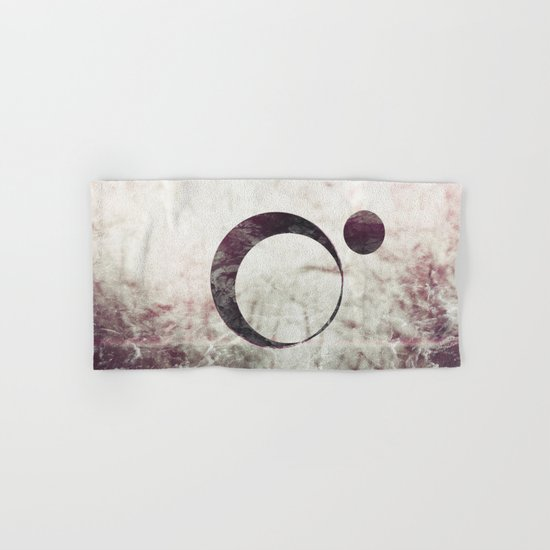 Abstract Moons #faded Hand & Bath Towel