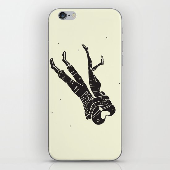 Head Over Heels - Revisited iPhone & iPod Skin