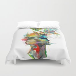 Dream Theory Duvet Cover