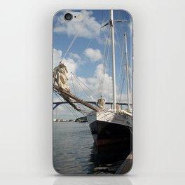 All aboard!!! iPhone Skin
