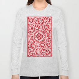 Playing Card (Red Back) Long Sleeve T-shirt