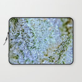 Blanket of Trichomes Laptop Sleeve