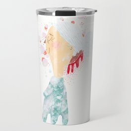 Bleeding Bun Travel Mug