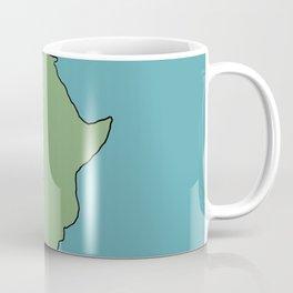 Ali Hearts Cape Town Coffee Mug