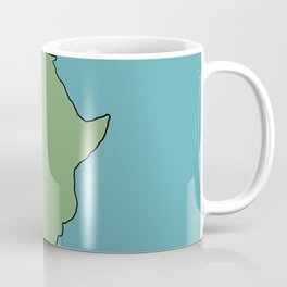 Ali Hearts Cape Town Coffee Mug