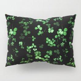 Shamrocks Pillow Sham