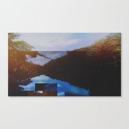 Little River Canvas Print