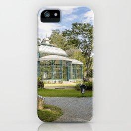 Palácio de Cristal iPhone Case