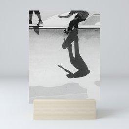 the edge of Mini Art Print