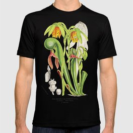 Cobra Plant (Darlingtonia Californica) T-shirt