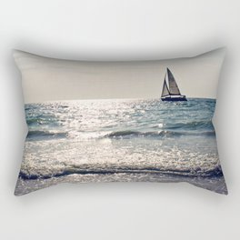 Early Sunset Rectangular Pillow