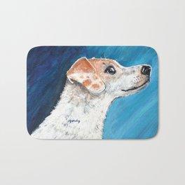 Jack Russell Terrier 2 Bath Mat