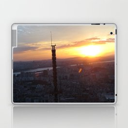 Sunset in Seoul Laptop & iPad Skin