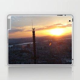 Sunset in Seoul Laptop & iPad Skin