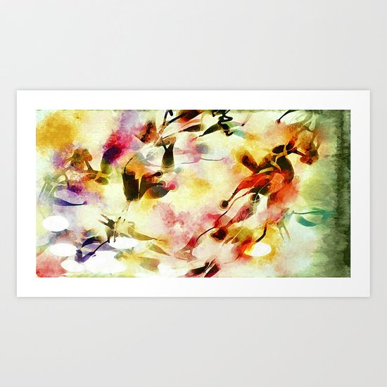 You are loved #2 Art Print