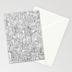 Isometric Urbanism pt.1 Stationery Cards