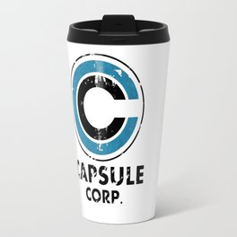 Capsule Corp Vintage bright Travel Mug