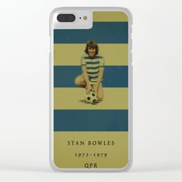 QPR - Bowles Clear iPhone Case