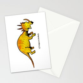 Styracosaurus Stationery Cards
