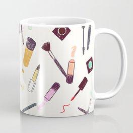 Lets Make up Vibrant Coffee Mug