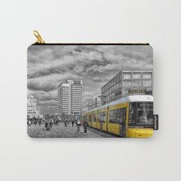 Berlin Alexanderplatz II Carry-All Pouch