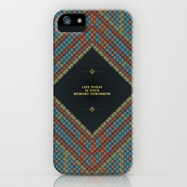 The Fledged. iPhone Case