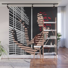 02 - SHADOW GIRL Wall Mural
