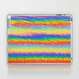 Bleeding Colors  Laptop & iPad Skin