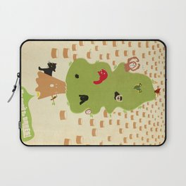 Be Good to Trees Laptop Sleeve