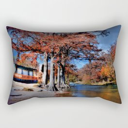 Bubba's Big Deck Rectangular Pillow