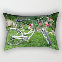 Between Now and Forever Rectangular Pillow