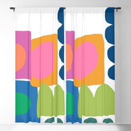 Shapes and Colors 39 Blackout Curtain