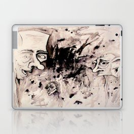 Chaos Shows Details Laptop & iPad Skin