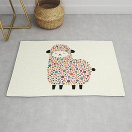 Bubble Sheep Rug