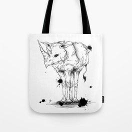 Einnashorn Tote Bag