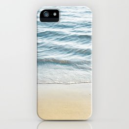 Southern Coast iPhone Case