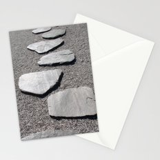 Mindful path Stationery Cards