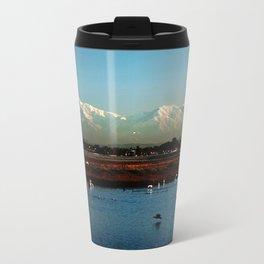 Bolsa Chica Wetlands Huntington Beach, California Travel Mug