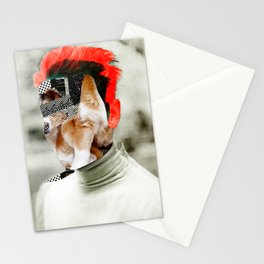 Where is Lassie? Stationery Cards