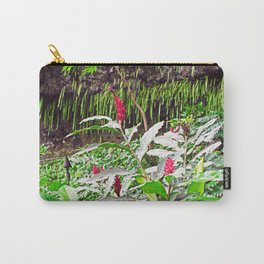 Ginger and the Fern Grotto Carry-All Pouch