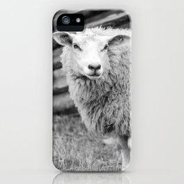 Sheep Happens II iPhone Case