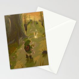 Childhood favorite - Ocarina of Time Stationery Cards