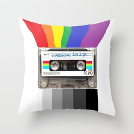 Creative Design Throw Pillow