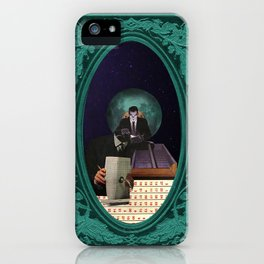 The Sleuth iPhone Case