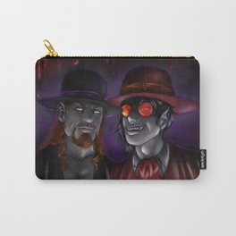 Coats, hats and darkness Carry-All Pouch